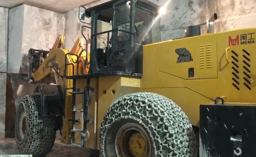 硐采叉装车洞采叉装车MGM980H(32T)